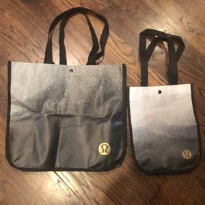 Lululemon Bag set